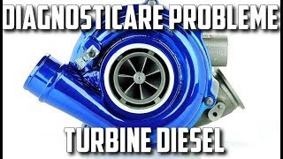CUM SE DIAGNOSTICHEAZA PROBLEMELE TURBINELOR LA DIESEL? OVERBOOST/LIMP MODE | Tutoriale Ep.11