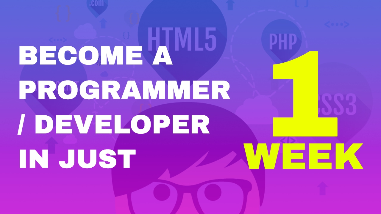 How to become a programmer from scratch 93