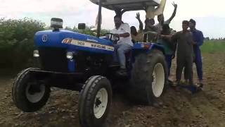 new holland 3630 special edition demo