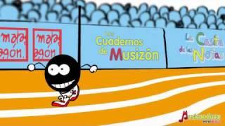 La carrera musical - Canción infantil