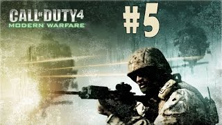 Call of Duty 4: Modern Warfare - Walkthrough - Part 5 - Charlie Don