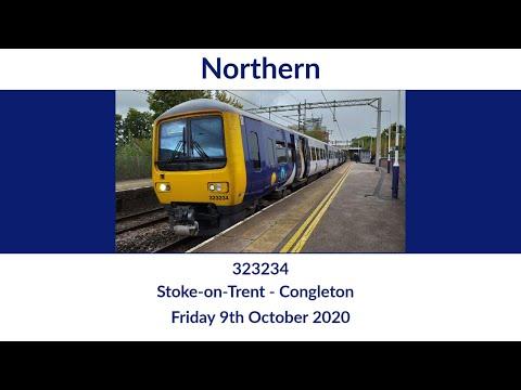 Northern | 323234 | Stoke-on-Trent - Congleton