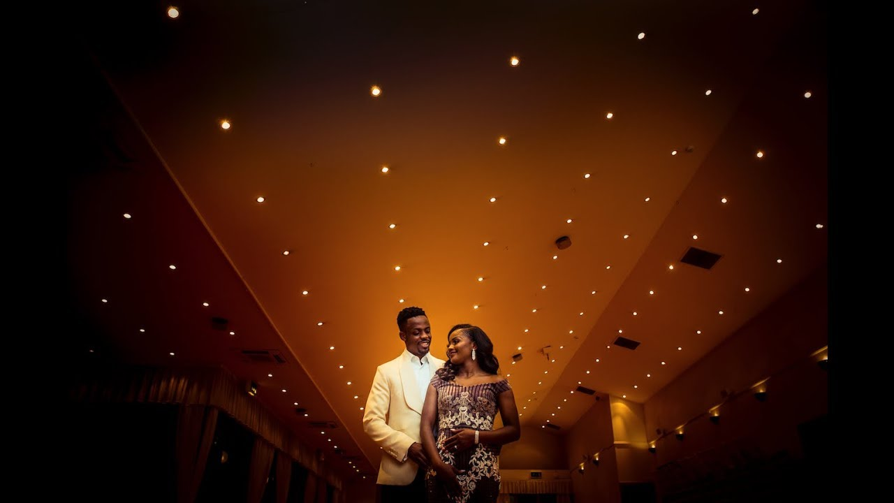 Phim cưới lung linh của Kemi + Adeola - PC035
