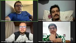 LIVE PÓS-JOGO: CORINTHIANS 0 X 0 PALMEIRAS - FINAL DO PAULISTÃO 2020