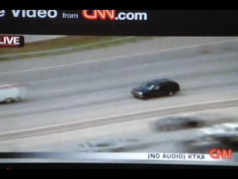 Dallas Police Chase 7-30-07 Part 1/2