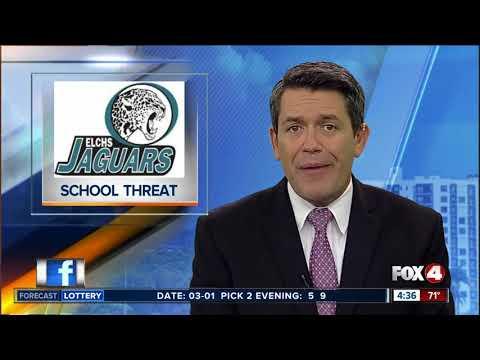 Threat found on bathroom stall at East Lee County High School