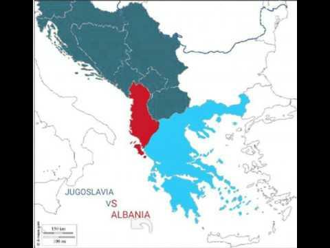Albania vs Jugoslavia
