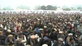 Glimpses of Ahmadiyya Jalsa Salana Qadian 2012