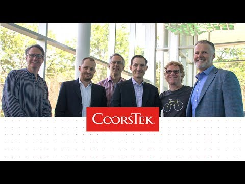 Art Installation Unveiled At CoorsTek Center For Applied Science And Engineering