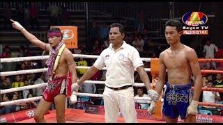 Bun Sothea VS (Laos) Wangngeun, 16/November/2018, BayonTV Boxing | Khmer Boxing Highlights