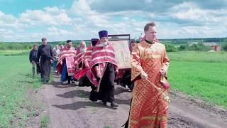 Традиционный Крестный ход в Маколово (2017)