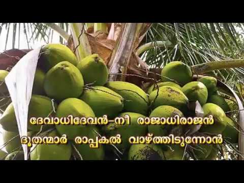 Devaathidevan Nee Rajaathirajan - Malayalam Christian Song (with Lyrics)