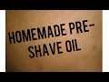 How to make pre- shave oil at home for men/boy. very easy just in 2 minutes & 5 rupees.