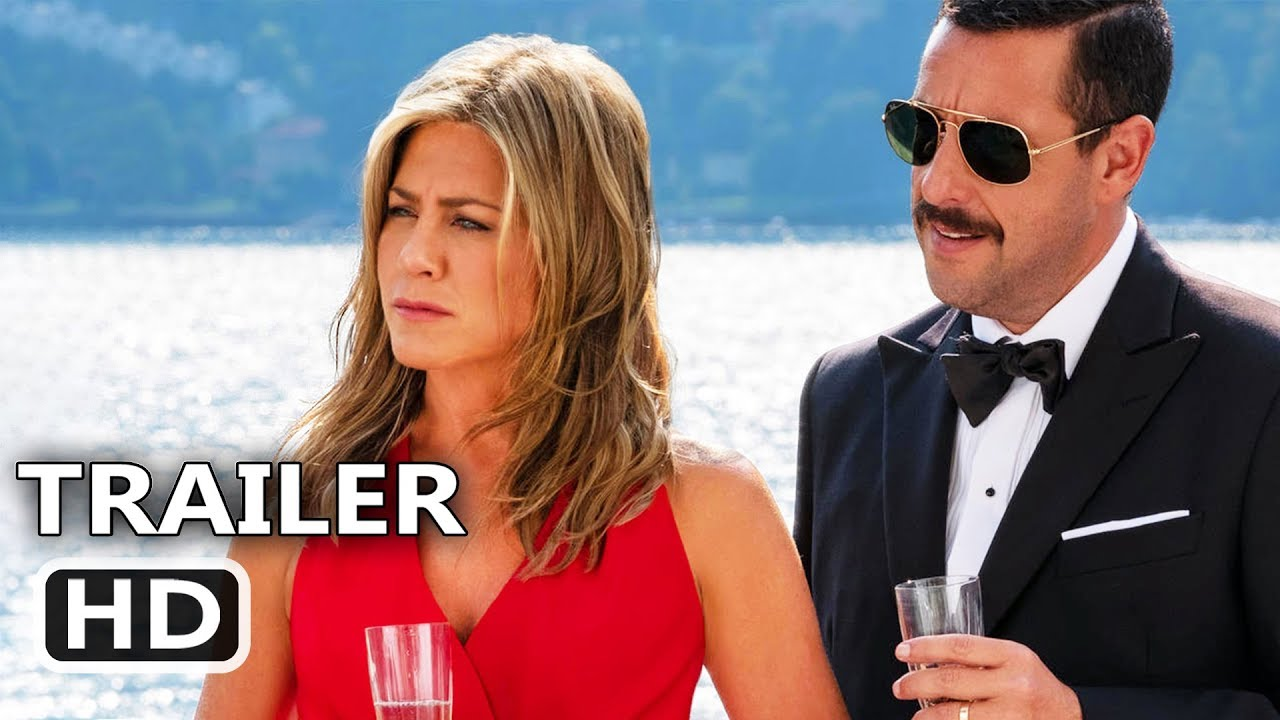 MURDER MYSTERY Official Trailer (2019) Jennifer Aniston, Adam Sandler  Netflix Comedy Movie HD