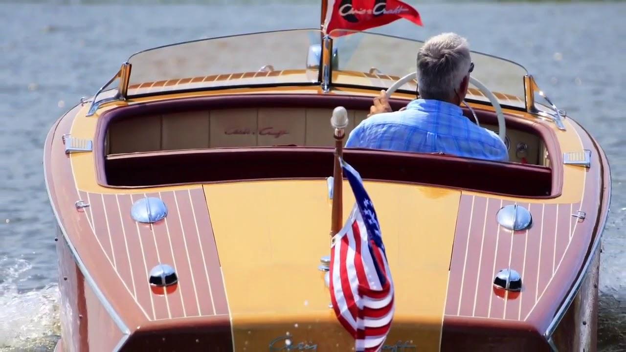 Chris Craft Runabout Boats | antiqueboatamerica com