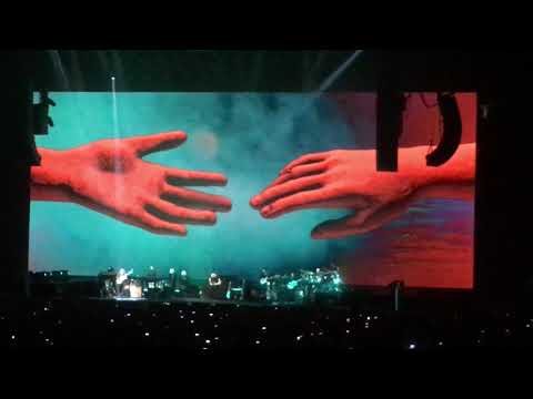 Roger Waters LIVE 2017 - Wish You Were Here - Vancouver BC - Rogers Arena 10/28/17