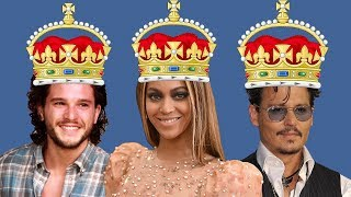 Celebs you never knew were Royal