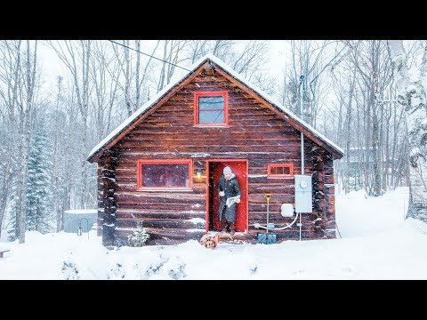 The Best Log Cabin & Rustic Home Decor in New England