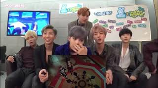 BTS REACTION TO TWICE TT