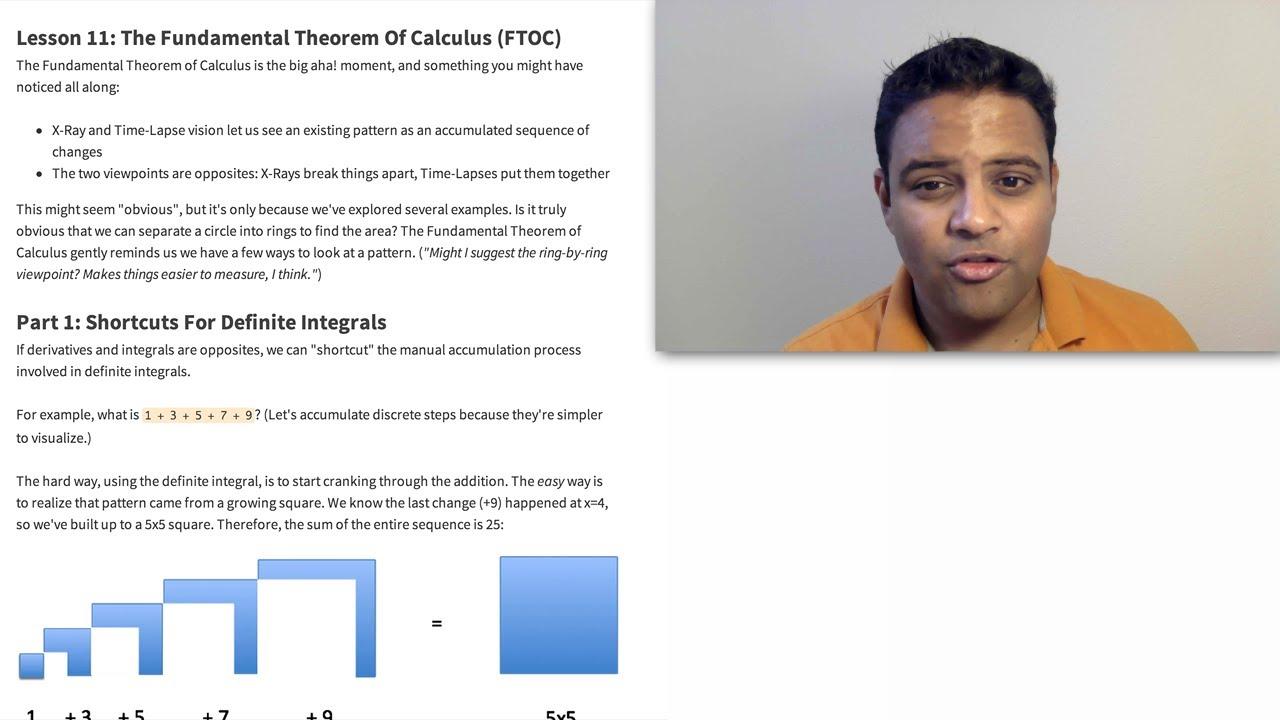 BetterExplained Calculus : Lesson 11