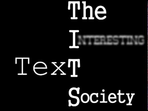 The Interesting Text Society - TITS
