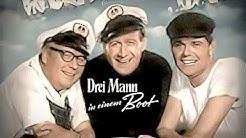 Drei Mann in einem Boot - Heinz Erhardt/Hans-Joachim Kulenkampff/Walter Giller  - 1961-16:9