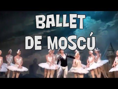 BARCELONAUTES / EL LAGO DE LOS CISNES - BALLET DE MOSCÚ