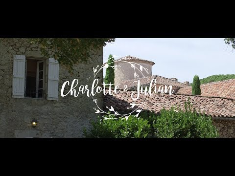Destination wedding videography in France, Europe // Charlotte and Julian short feature film