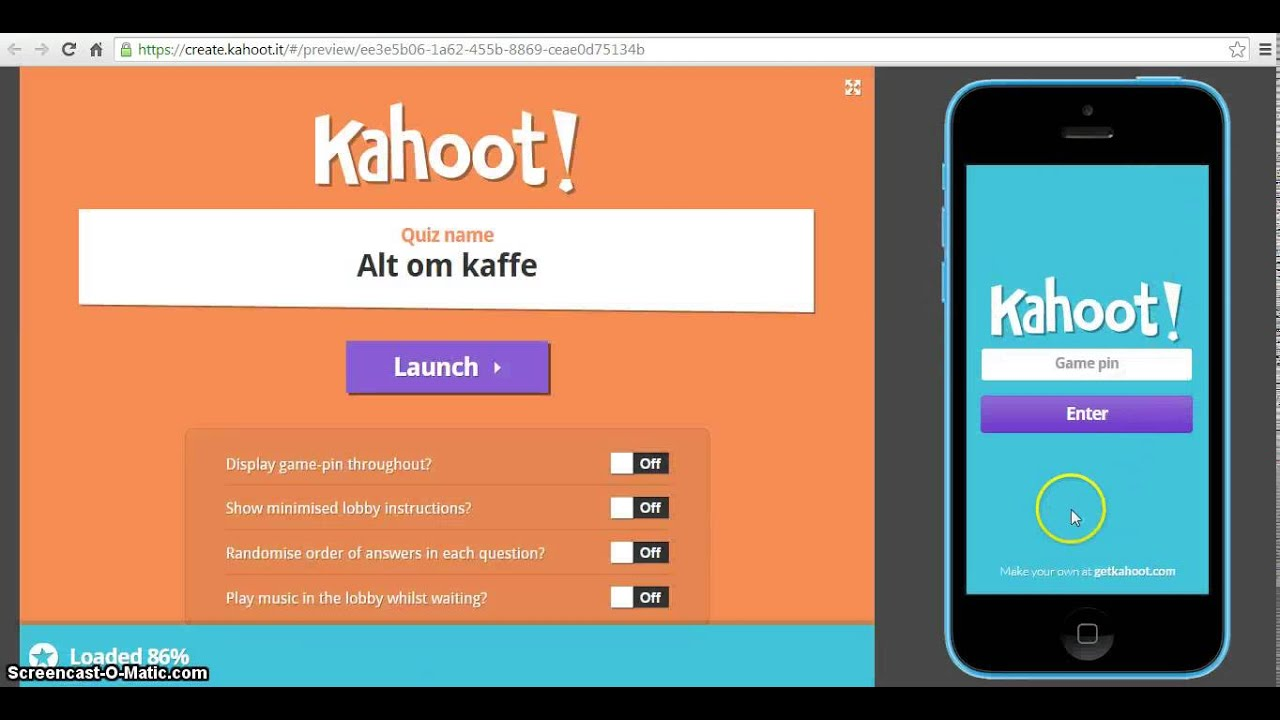 kahoot play this quiz now autos post