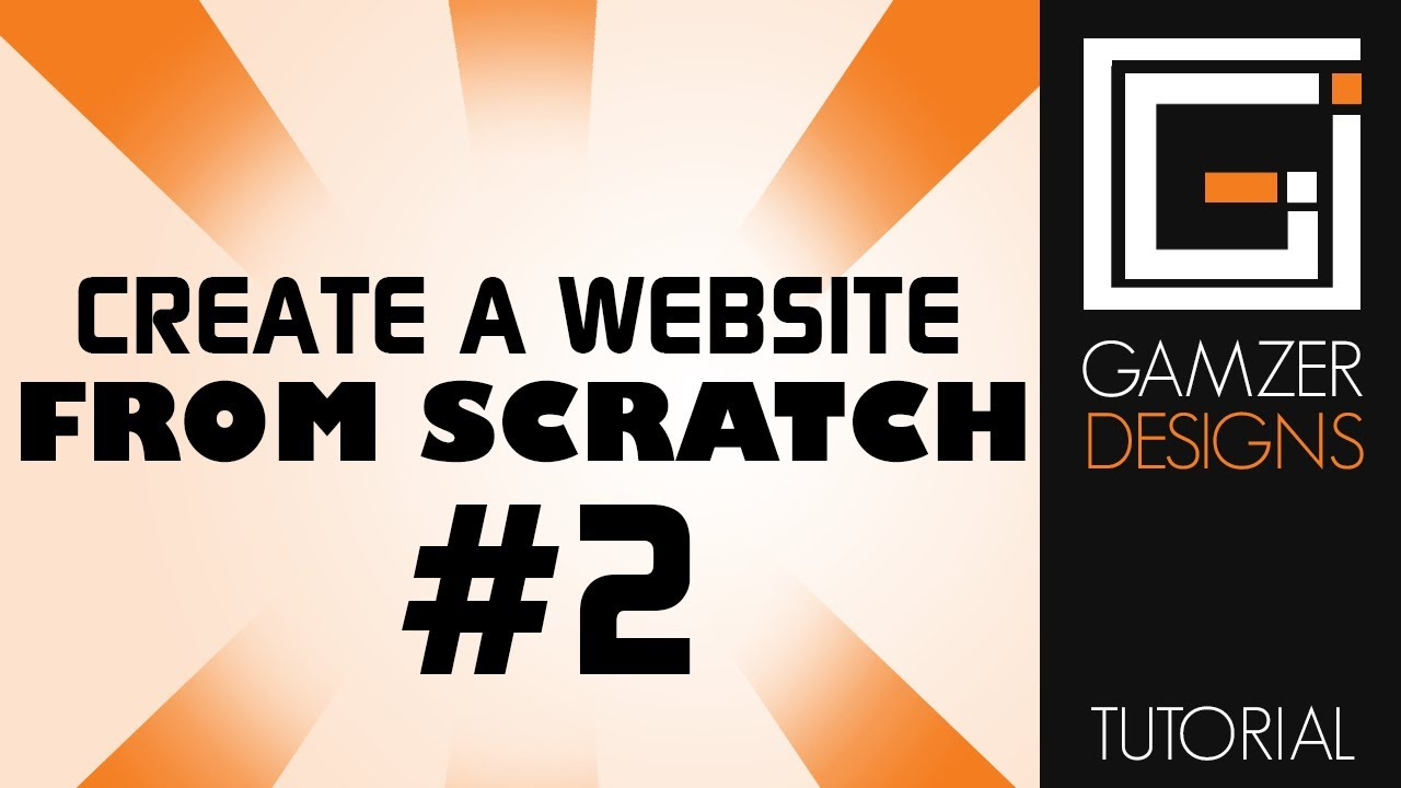 how to create a website from scratch This instructable will show you how to make your very own website, completely from scratch without learning virtually any html, and completely free, although some.