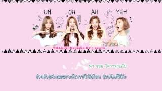 [karaoke-thaisub] mamamoo - um oh ah yeah