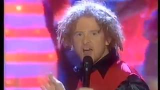 Simply Red - Fairground - Brit Awards 1996 - Tuesday 20 February 1996