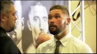 Preview of David Haye vs Tony Bellew