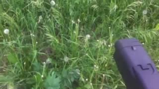 Аэрозольный пистолет премьер-4 & шумовые патроны(Испытание холостых патрон для пистолета премьер., 2016-06-02T18:07:40.000Z)