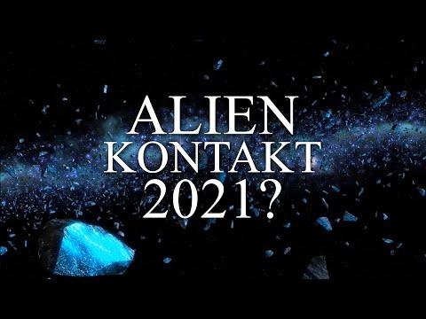 Steht uns der Alien-Kontakt 2021 bevor?