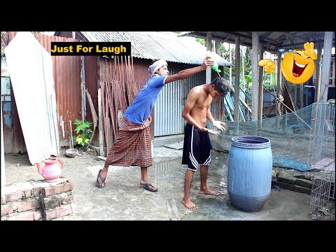 SHAMPOO PRANK! In Village