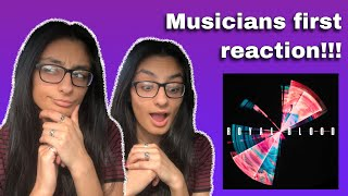 Musician's First Reaction to Typhoons - Royal Blood [Album Reaction & Review] | Pheby