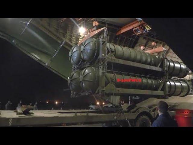 Mỹ sốc khi Nga chuyển 2 phiên bản S-300 cho Syria?