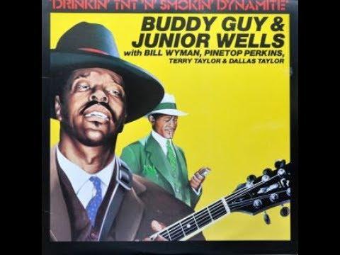 BUDDY GUY & JUNIOR WELLS - Checking On My Baby mp3