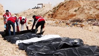 Nouvelle tragédie de l'immigration en Méditerranée : 74 corps retrouvés