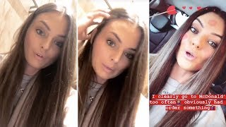 Kendall Rae Knight | Snapchat Videos | July 18th 2018 | Love Island