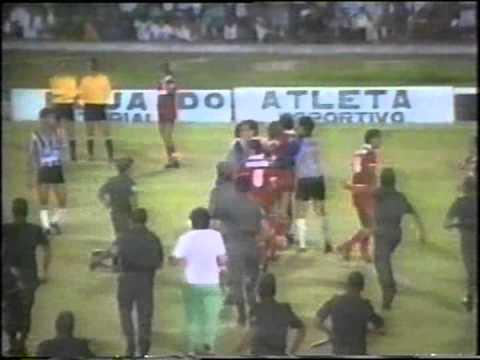 ABC 2 x 2 América-RN - Campeonato Potiguar 1990