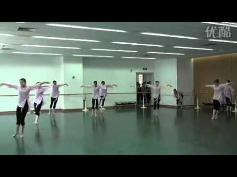 amazing !!chinese dancers!!!Chinese Martial art + Gymnastics+Chinese traditional drama+Ballet .flv