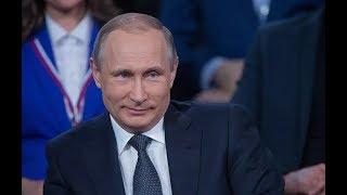 Встреча президента РФ с представителями деловых кругов Германии. Полное видео