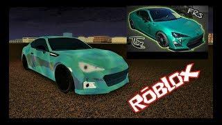 Tanner Fox es FRS auf ROBLOX | Fahrzeug-Simulator