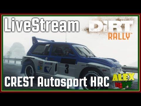 Dirt Rally - Crest Autosport HRC - Round 3 (no mic/no cam)