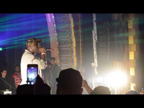 Lootpack, MED, Percee P (LIVE) @ Rhymefest LA 2014