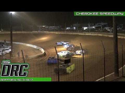 Cherokee Speedway | 3.18.17 | Limited Sportsmen | Feature