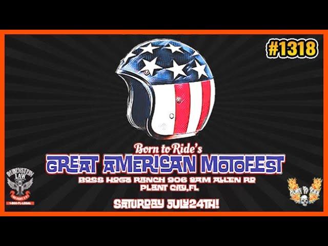 Born To Ride TV - Last Motofest Update