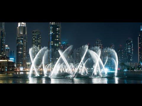 Dubai Fountain 2020